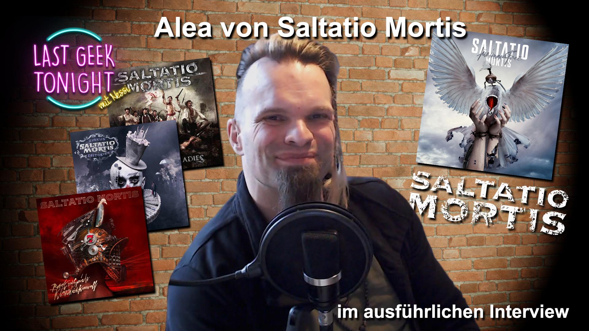 Alea von Saltatio Mortis